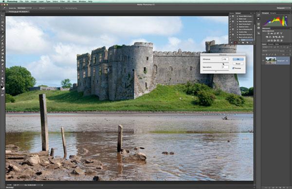 آموزش ساخت اکشن (Action) در فتوشاپ برای ویرایش خودکار عکس ها
