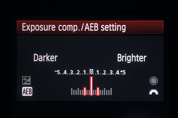 ۳ روش سریع برای حصول مناسب ترین نوردهی