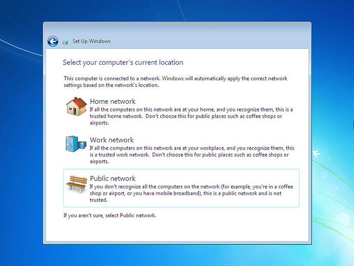 آموزش تصویری نصب ویندوز 7